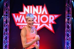 Ninja Warrior Germany 2020 - Athletin Annette Weiss aus Hennef