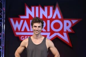 Ninja Warrior Germany 2020 - Athlet Benjamin Grams aus Berlin