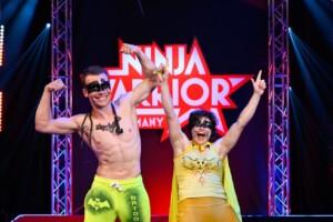 Ninja Warrior Germany 2020 - Die Athleten Alisa Govzmann und Matthias Klemke