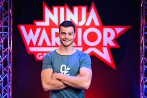 Ninja Warrior Germany 2020 - Athlet Oliver Edelmann aus Pfungstadt