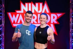 Ninja Warrior Germany 2020 - Die Athleten Stefanie Noppinger und Oliver Edelmann aus Pfungstadt