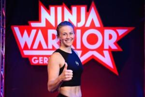 Ninja Warrior Germany 2020 - Athletin Stefanie Noppinger aus Pfungstadt