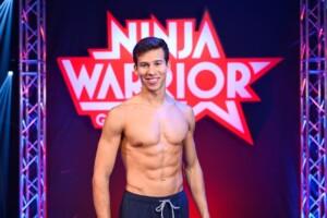 Ninja Warrior Germany 2020 - Athlet Joel Mattli aus der Schweiz