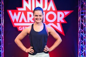 Ninja Warrior Germany 2020 - Athletin Caroline Brunner aus München