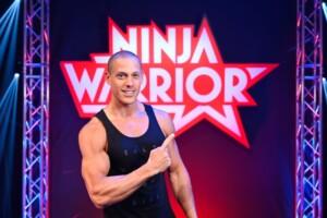 Ninja Warrior Germany 2020 - Athlet Mark Degebrodt aus Hemmingen