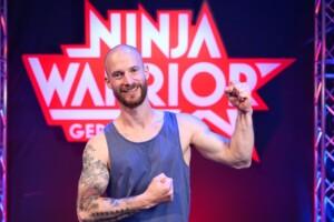 Ninja Warrior Germany 2020 - Athlet Marco Faußer aus Leonberg