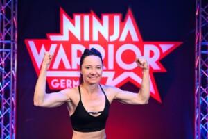 Ninja Warrior Germany 2020 - Athletin Viola Weiermüller aus Ditzingen