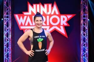 Ninja Warrior Germany 2020 - Athletin Ramona Bergmeister aus Regensburg