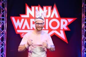 Ninja Warrior Germany 2020 - Athlet Bérenger Florence aus Regensburg