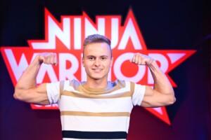 Ninja Warrior Germany 2020 - Athlet Tobias Holz aus Weinstadt-Großheppach