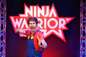 Ninja Warrior Germany 2020 - Athlet Christian Balkheimer aus Leipheim