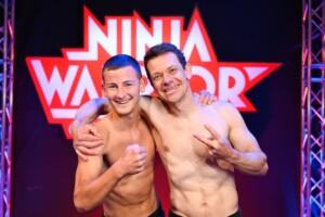 Ninja Warrior Germany 2020 - Athleten Patrick und Carsten Mengel aus Weilheim