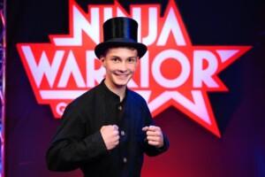 Ninja Warrior Germany 2020 - Athlet Felix Flieger aus Püchersreuth