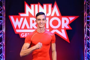 Ninja Warrior Germany 2020 - Athlet Dennis Leiber aus Steinheim