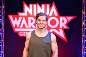 Ninja Warrior Germany 2020 - Athlet Moritz Andelfinger aus Urbach