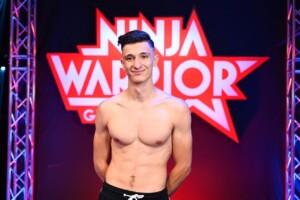 Ninja Warrior Germany 2020 - Athlet Raffael Schellenberg aus der Schweiz