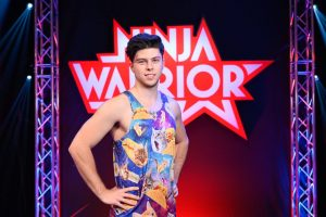 Ninja Warrior Germany 2020 - Athlet Sven Wilhelm aus Bretzenheim