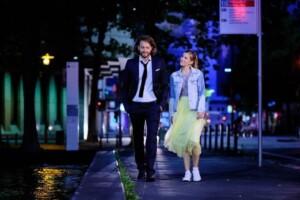 """""""Verbotene Liebe - Next Generation"""" - Frederik Götz und Sina Zadra"""