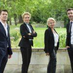 """""""Verbotene Liebe - Next Generation"""" - Wolfram Grandezka, Claudia Hiersche, Gabriele Metzger und Jo Weil"""