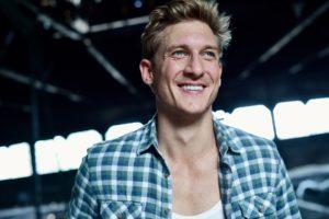 """Verbotene Liebe - Next Generation"" - Martin Walde als Finn Rogel"