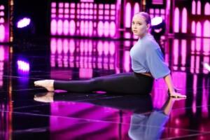 Das Supertalent 2020 - Evelyn Pogorazdov - Tänzerin aus Siegen