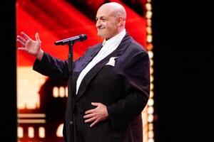 Das Supertalent 2020 Show 2 - Rudi Macaggi - Comedian aus Italien