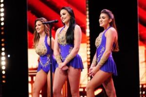 "Das Supertalent 2020 Show 1 - ""The Bello Sisters"" - Akrobatinnen aus Italien"