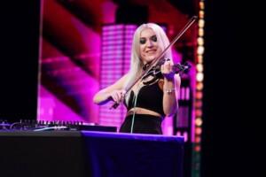 Das Supertalent 2020 - Ludmila Dinisiuc - Musikerin aus München