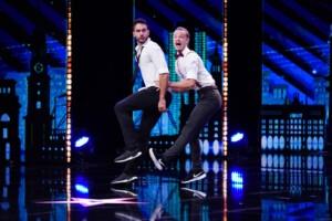 Das Supertalent 2020 - Tim und Tiziano - Tänzer aus Italien