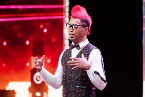 Das Supertalent 2020 - Walison Muh - Comedian und Beatboxer aus England