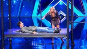 Das Supertalent 2020 Show 1 - André Blake - Zauberer aus Nürnberg