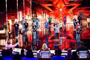 "Das Supertalent 2020 Show 2 - ""Mr. JeHas Rap AG"" aus Schwalbach"