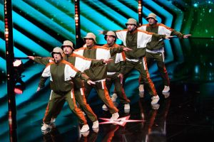 "Das Supertalent 2020 - ""Own Risk"" - Streetdance Gruppe aus Hüffelsheim"