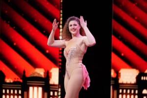 Das Supertalent 2020 Show 2 - Elli Huber aus Berlin