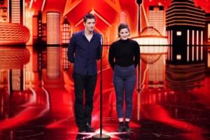 """Das Supertalent 2020 - Das """"Duo Perche"""" - Raphael und Maude - Artisten aus Kanada"""