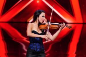 Das Supertalent 2020 - Farida Rust - Geigerin aus Heidelberg