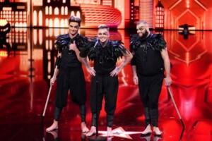 """Das Supertalent 2020 - """"True Fame"""" - Tänzer aus Duisburg"""