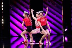 """Das Supertalent 2020 - """"Wise Fools"""" - Akrobatinnen aus Finnland"""