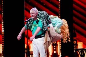 Das Supertalent 2020 Show 1 - Guido Thabe - Tänzer aus Nordhofen