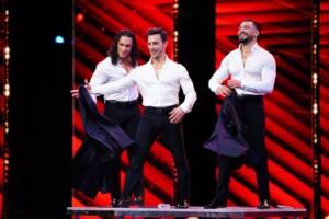 Das Supertalent 2020 - Messoudi Brothers - Yassin, Karim und Soffien - Handstand-Akrobaten aus Einbeck
