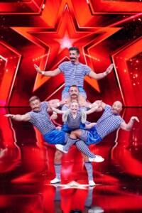Das Supertalent 2020 - Die Familie Casselly - Artisten aus Schlitz
