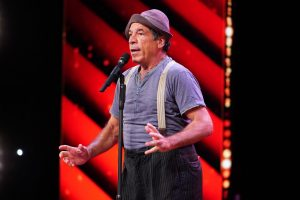 Das Supertalent 2020 Show 1 - Peter Shub - Comedian aus Bocholt