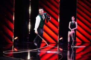 Das Supertalent 2020 - Sharon und Mike Togni aus Italien