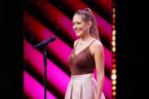 Das Supertalent 2020 - Christina Harslem - Klassische Sängerin aus Breitenberg