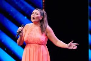 Das Supertalent 2020 - Vanessa Calcagno - Opern-Sängerin aus Saarbrücken
