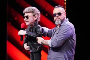 Das Supertalent 2020 Show 2 - Frank Lorenz - Bauchredner aus Idar-Oberstein
