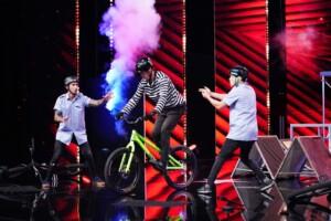 """Das Supertalent 2020 - """"Bike O´clock"""" - Trial Bike-Artisten aus der Tschechischen Republik"""