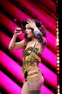 Das Supertalent 2020 - Lisa Chudalla - Schwertschluckerin aus Holland