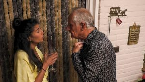 Das Sommerhaus der Stars 2020 Folge 8 - Eva Benetatou und Martin Bolze
