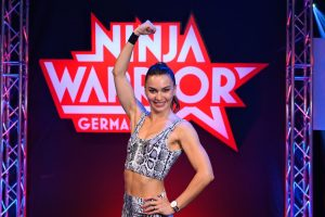 Ninja Warrior Germany Promi-Special - Renata Lusin